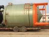 FRP GRP/Fiberglass 화학 저장 탱크