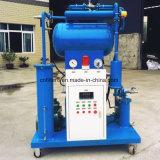 Huile de transformateur condensateur portatif de l'huile purificateur d'huile isolante (ZY-100)
