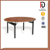 Wooden Durable Banquet Round Table (BR-T081)