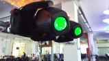 De Was die van de nieuwe LEIDENE 200W Vlek van de Straal Hoofd Licht Binnen en OpenluchtLicht bewegen
