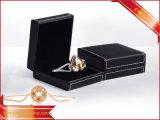 Ювелирные изделия способа кожаный кладут коробки в коробку PU ожерелья серьги
