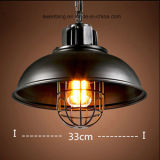 Industrielle Aluminiumbeleuchtung-hängende Lampe für Haus-Dekoration