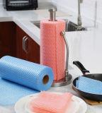 台所多目的使い捨て可能なクリーニングのワイプ