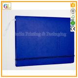 Impresión de los cuadernos de la cubierta de la PU en alta calidad