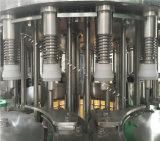 Enjuagadora Tribloc taponadora de llenado de botellas de PET de la máquina de llenado de agua