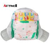 Хозяйственная сухая поверхностная мягкая Breathable Non сплетенная пеленка младенца ткани устранимая