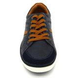 人のためのPU Leathrが付いている偶然靴