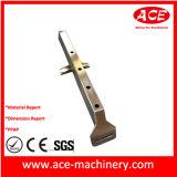 Ручка замка тележки поставщика Китая, штемпелюя