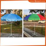 """46"""" дизайн и оранжевого цвета черного цвета датчика дождя и освещенности рекламировать Sun зонтик"""