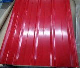 Строительный материал листа толя PPGI/PPGL выбитый цветом стальной в Африке
