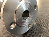 Vávula de bola del extremo 2PC del borde del acero inoxidable