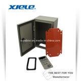 Montado na parede de metal do painel IP65 caixa do compartimento de controle à prova de intempéries