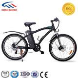 Мопед с педали тормоза заднего двигателя литиевый сплав электрический велосипед