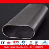 楕円形の溶接された鋼管(Q235 A36 St37 A106 Grb)