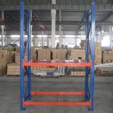 Обязанность Longspan хранения пакгауза средняя штабелируя шкафы & номерную систему полок