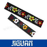 Hermoso diseño de etiquetas de tejido blando de alta calidad