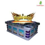 Kasino-Schlitz-Fischen-Spiel-Kugel-Mann-videokonsolen-Säulengang-Fang-Fisch-Spiel-Maschine