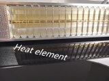 Calefatores infravermelhos elétricos