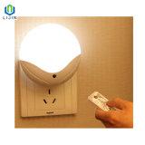 Controle remoto pequeno quarto luz LED de indução