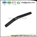 Extrusión de aluminio anodizado de perfiles/sección transversal del bastidor para TV