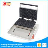 Acciaio inossidabile commerciale Dount manuale di 15 PCS che rende a macchina il mini creatore della ciambella