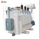 33/11 Kv, 10/13.33MVA 3 Phase Outdoor Oil-Immersed transformateur de puissance