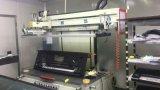 Une machines d'impression semi automatiques de couleur