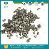 Maglia differente delle granulosità di usura del carburo di tungsteno