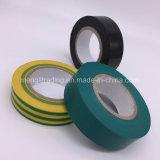 방화 효력이 있는 테이프 19mm PVC 전기 절연제 각종 색깔