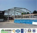 Новая конструкция стальной конструкции здания из сборных конструкций