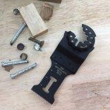 lámina del corte de la zambullida del metal del BI de 28m m para las herramientas oscilantes de Starlock