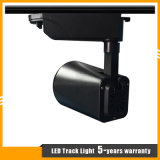 Luz da trilha do diodo emissor de luz da ESPIGA da alta qualidade 25W para a iluminação da loja