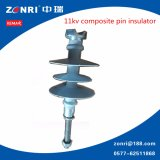 Hv 11kv 70kn Isolador de polímero de Tipo Pino