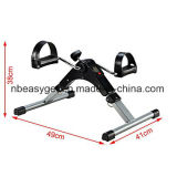 La pierna Pedal Exerciser Ciclo de escritorio con monitor LCD Esg10341