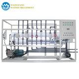 Las plantas de tratamiento de aguas industriales