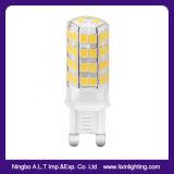 Mini-milho LED G9 Lâmpada da Luz do Cristal ou lâmpada de forno