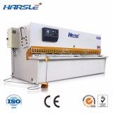 Heißes hydraulisches Pendel-metallschneidende Maschine des Verkaufs-4*2500 auf Lager