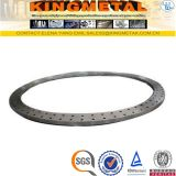 Acero al carbono ASTM A105 de la brida de anillo Blacking
