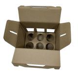 손잡이를 가진 휴대용 작풍 종이 콩 우유 포장 상자