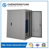 Elektrischer Schrank mit Glas-Tür-Verschluss durch guten Metallhersteller