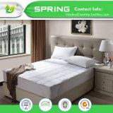 中国の製造者のホーム寝具のCoolmax 100%の防水マットレスの保護装置によって合われるシート
