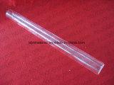 Baiboの低いOh Flat-Bottomed明確な水晶石英ガラスガラスの袖