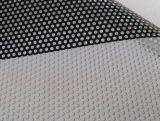 紫外線印刷のための優れた等級の一方通行の視野の穴があいたビニール