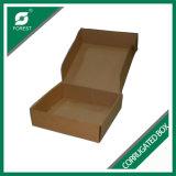 Kleiner Vierecks-Kraftpapier-Verschiffen-Werbungs-Karton-Kasten