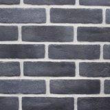 Wand-Papier weiße des Ziegelstein-Tapeteguangzhou-preiswertes Preis-Ausgangsdekoration Belüftung-Vinyl3d