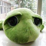 Big Kids jouet en peluche de tortues vertes