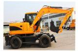 Excavador caliente de la rueda de la venta Yrx120-L