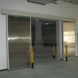 食糧および薬剤の工場のための低温貯蔵のフリーザー部屋の引き戸