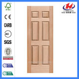Cara de Sapele natural de la puerta de madera MDF Venner Piel (JHK-006)