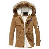 온난한 형식 겨울은 재킷 남자 재킷 남자를 아래로 아래로 착용한다